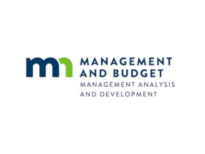 Minnesota Management and Budget logo